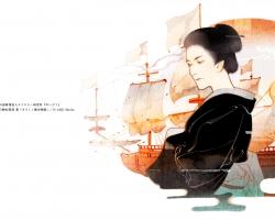 12月号「大浦慶」