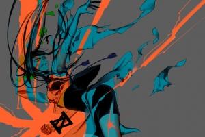 「魔法少女大戦タクティクス」犬鷲由里SR2_2